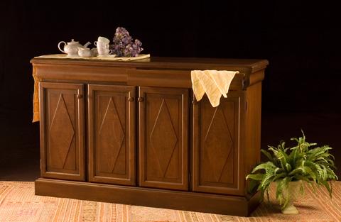 Saloom Furniture - Credenza - M-CZA68