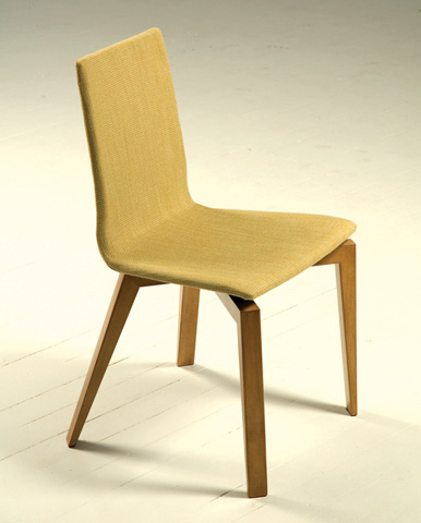 Image of Upholstered Side Chair