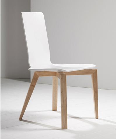 Saloom Furniture - Side Chair - STRETCH