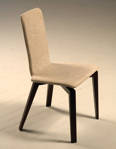 Saloom Furniture - Upholstered Side Chair - STRETCH-U
