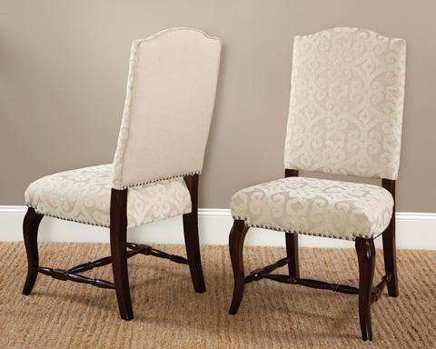 Saloom Furniture - Side Chair - 31AU/31SU