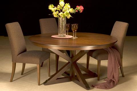 Saloom Furniture - Devon Dining Table - MDWO 6060