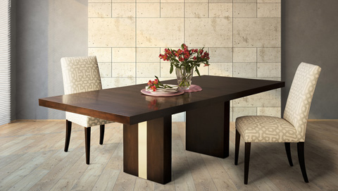 Saloom Furniture - Cosmo Dining Table - MDWS 4272-1