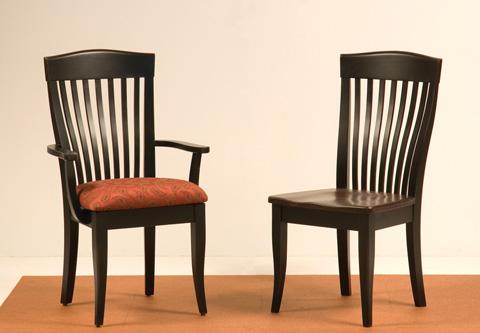 Saloom Furniture - Dining Chair - 53AU/53SW