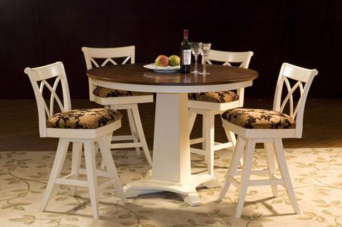 Saloom Furniture - Artisan Pub Set - MEWO 4848/918CU