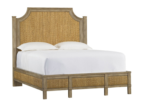 Stanley - Coastal Living - Water Meadow California King Woven Bed - 062-73-49