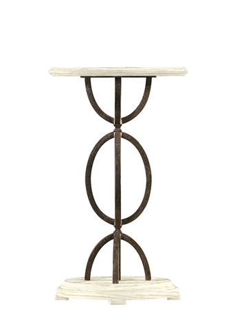 Image of Sol Playa Martini Table in Sail Cloth