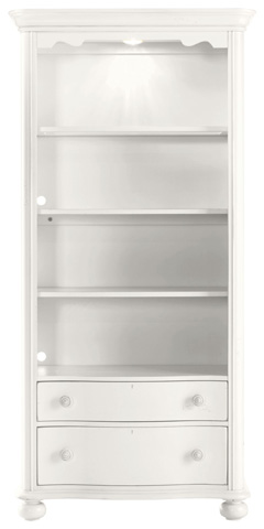 Image of Bookcase in Saltbox White
