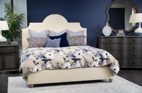 Image of Coastal Living Retreat Collection Bedroom Set