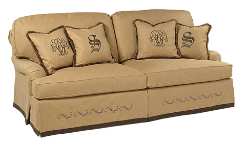Stanford - Tiffany Falls Sofa - 1250-288