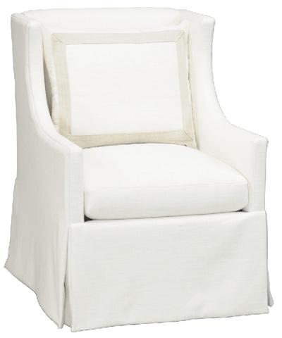 Stanford - Sea Island Falls Chair - 1418-28