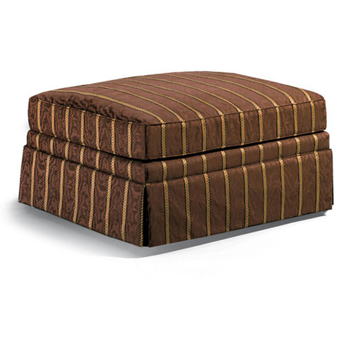 Stanford - Roswell Large Ottoman - 1913
