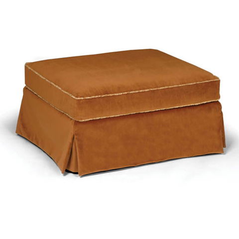 Stanford - Roswell Falls Large Ottoman - 1918