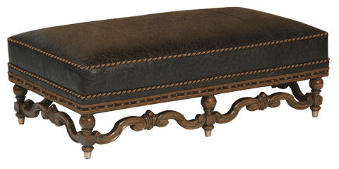 Stanford - Southminster Bench Ottoman - 1985-21