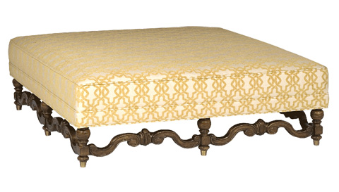 Stanford - Southminster Table Ottoman - 1985-22