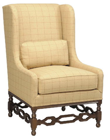 Image of Wellington Wing Chair