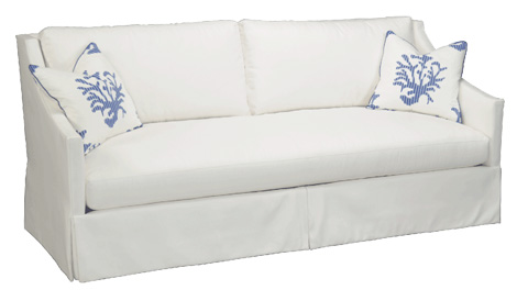 Stanford - Nantucket Falls Sofa - 1411-186