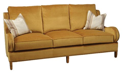 Stanford - Quinlan Three Cushion Sofa - 1443-390