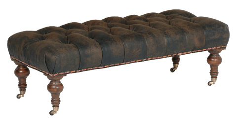 Stanford - Reeves Large Bench Ottoman - 2718-01