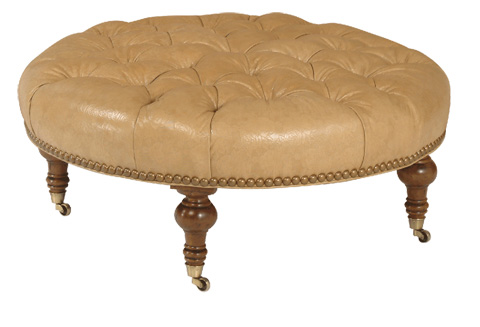 Stanford - Reeves Large Ottoman - 2718-03