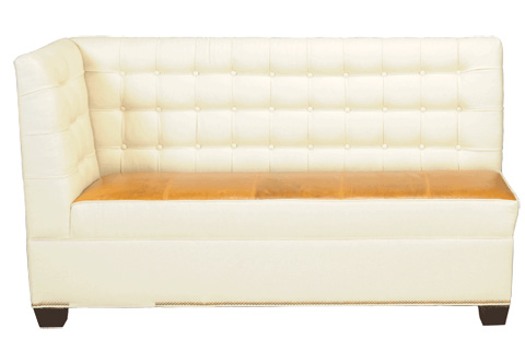 Stanford - Bova Corner Right Arm Facing Banquette - D595CNRRAF