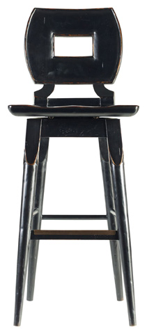 Image of Wood Bar Stool