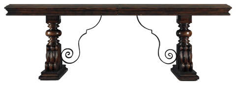 Stanley Furniture - Marquetry Table - 971-11-36