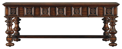 Stanley Furniture - Sottotesto Passage Table - 971-15-02