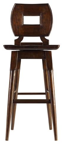 Image of Dining Wood Bar Stool