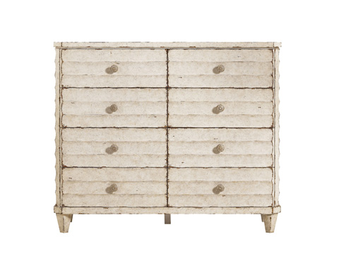 Stanley Furniture - Fluted Dressing Chest - 186-23-06