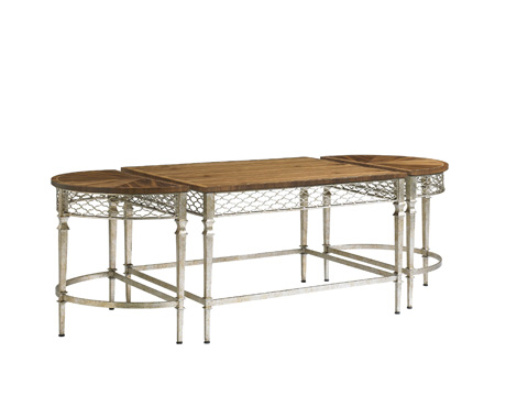 Stanley Furniture - Trinity Cocktail Table - 302-45-02