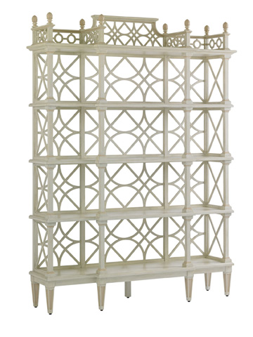 Image of Botany Etagere - Orchid