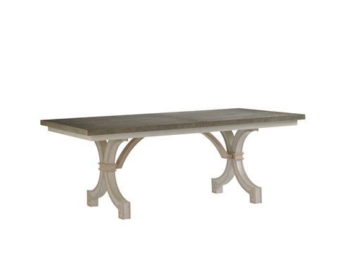 Image of St. Helena Trestle Table