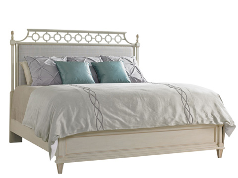 Stanley Furniture - Botany California King Bed - Orchid - 340-23-46