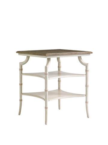 Image of Saybrook Lamp Table - Orchid