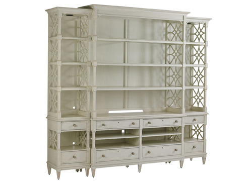 Image of Pavillion Media Bookcase