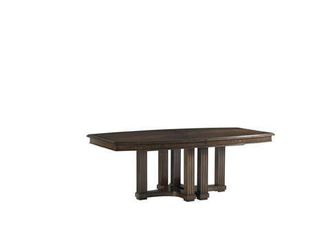 Image of Lola Double Pedestal Table