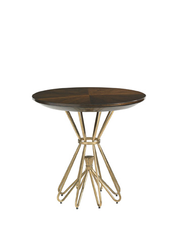 Image of Milo Round Lamp Table