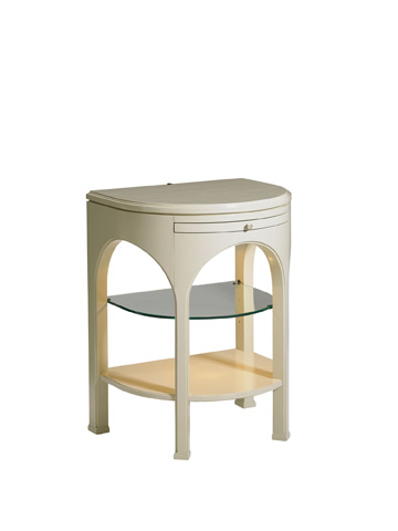 Stanley Furniture - Alexander Telephone Table - 436-23-81