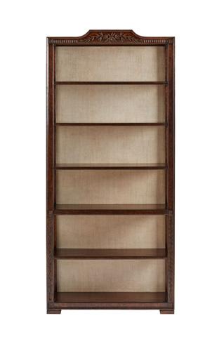 Image of Viviana Bookcase in Mottled Walnut