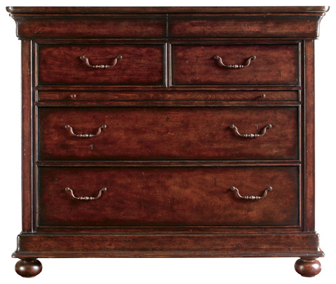 Stanley - Portfolio - Louis Philippe Media Chest - 058-13-11