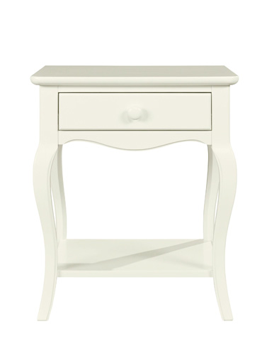 Image of Bedside Table in Stardust