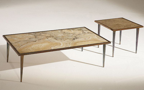 Stone International - Console Table - 3154