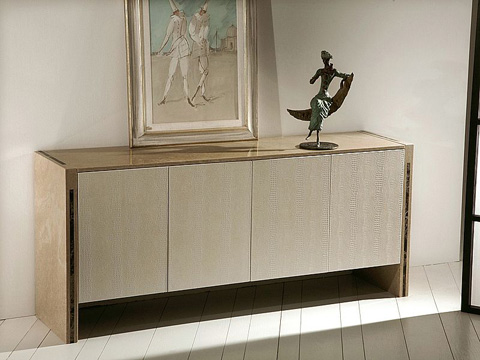 Stone International - Three Door Buffet - 3647/3A