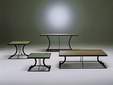 Stone International - Lamp Table - 8091