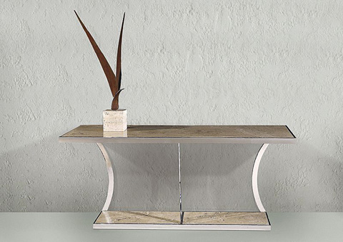 Stone International - Console Table - 8194