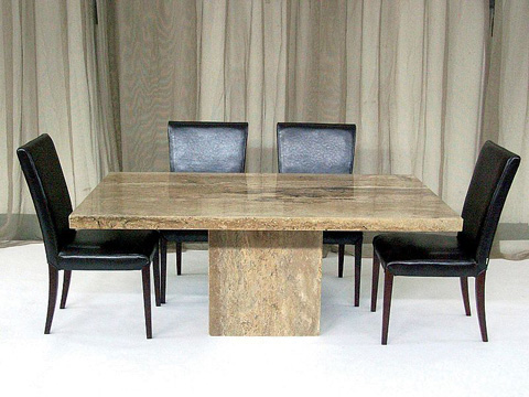Stone International - Dining Table - 9216