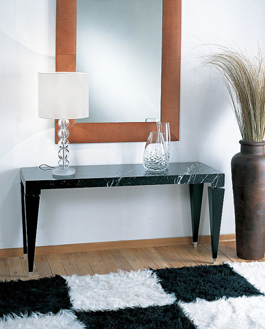 Stone International - Console Table - 9384