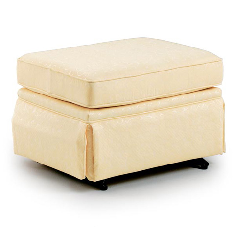 Image of Rectangular Ottoman