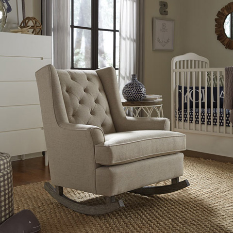 Storytime - Paisley Rocking Chair - 0165E